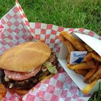 Photo taken at Hintonburger by Marilou M. on 8/28/2013