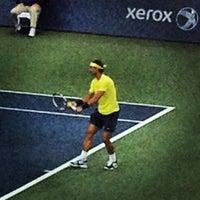 Photo prise au Western & Southern Tennis Media Center par Kelly H. le8/14/2013