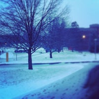 Photo taken at Sherman Dining Hall by Ben W. on 1/28/2013