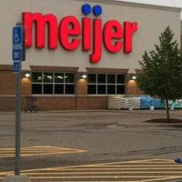 Photo taken at Meijer by James K. on 7/29/2013