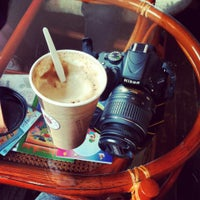 Photo taken at Capuccino Cafe by Anita A. on 7/19/2013