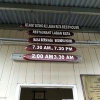 Photo taken at Laban Rata Kota Kinabalu by Lesley L. on 10/24/2013