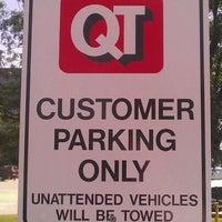Photo taken at QuikTrip by Brett E. on 5/17/2012
