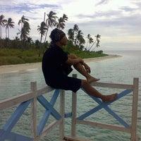 Photo taken at Pulau Dutungan by Andiamor on 4/7/2012