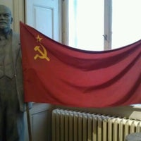 Photo taken at Museum of Communism by Pablo B. on 2/24/2012