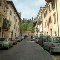 Photo taken at Ostello della Gioventù Villa Francescatti by Stefano M. on 4/1/2012