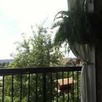 Photo taken at Le Reve Balcony by Noelle M. on 6/6/2012