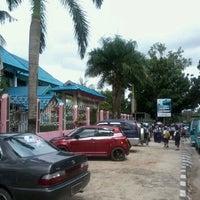 Photo taken at SMP Negeri 1 Kendari by Arthur N. on 5/29/2012