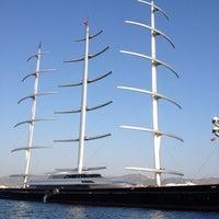 Foto diambil di Yalıkavak Marina oleh Sophie L. pada 8/10/2012