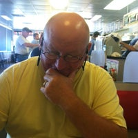 Photo taken at Waffle House by Hien H. on 7/15/2012