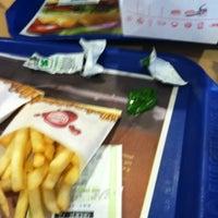 Photo taken at Burger King by Brandon J. on 3/18/2012