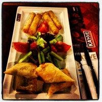9/8/2012 tarihinde 🎀DeNİZ🎀ziyaretçi tarafından KA'hve Café & Restaurant'de çekilen fotoğraf