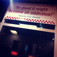 Photo taken at Five Guys by Kholoud A. on 9/1/2012