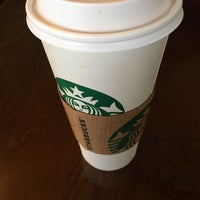 Photo taken at Starbucks by Ginna P. on 3/5/2017