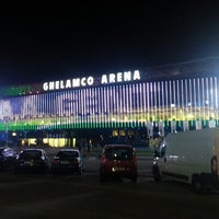 Photo taken at Ghelamco Arena by Anthony S. on 7/16/2013