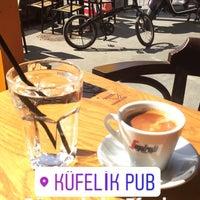 4/27/2017 tarihinde Halil S.ziyaretçi tarafından Küfelik Pub & Bistro'de çekilen fotoğraf