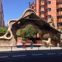 Foto tomada en Puerta de Gaudí por Albert C. el 7/30/2014