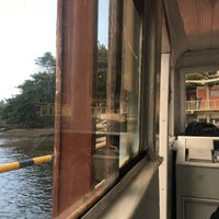 Photo taken at Transpetro - Ponte do Barão. by Marcela G. on 8/8/2018