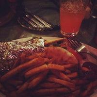 Photo taken at Anatolia Cafe & Hookah Lounge by Joe R. on 3/14/2013