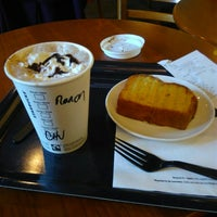 Photo taken at Starbucks by Manon M. on 1/12/2016