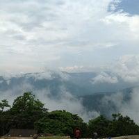 Photo taken at Cherrapunjee Holiday Resort by Noshtradamus on 6/21/2013