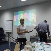 Photo taken at Бізнес-центр «Еліс» / Elis Business Centre by Евгения on 2/28/2016