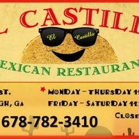 Photo taken at El Castillo Mexican Restaurant by Bobbie C. on 7/16/2013