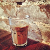 Photo taken at Exo Roast Co. by Taylor G. on 7/19/2013