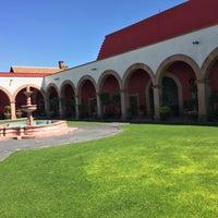 Photo taken at Hacienda Caltengo by Charly R. on 11/10/2015