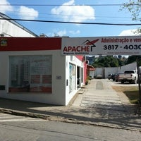 Photo taken at Apache Negócios Imobiliários by Felipe L. on 7/31/2013