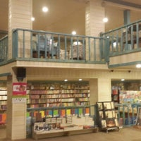 Photo taken at Gökay Kitap ve Kültür Merkezi by Hilal S. on 12/7/2013