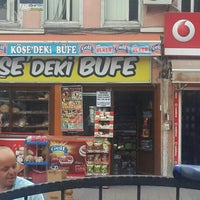 Photo taken at Köşe'deki Büfe by Hüseyin A. on 8/15/2015