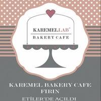 10/12/2013 tarihinde Karemel Lab Fırın C.ziyaretçi tarafından Karemel Lab Fırın Cafe'de çekilen fotoğraf