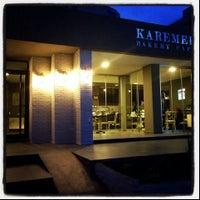 10/23/2013 tarihinde Karemel Lab Fırın C.ziyaretçi tarafından Karemel Lab Fırın Cafe'de çekilen fotoğraf