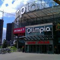 Photo taken at Olimpia by Kristine S. on 8/25/2013