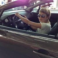 Photo taken at Peugeot by Olga S. on 7/5/2014