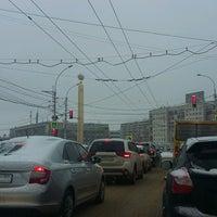 Photo taken at Площадь Победы by Наталия Х. on 1/16/2017