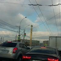 Photo taken at Площадь Победы by Наталия Х. on 10/28/2016