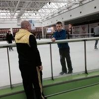 Photo taken at СКФК «Золотой конек» by Наталья Ш. on 5/11/2014