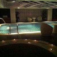 Снимок сделан в Queen Hotel & Spa пользователем Elif Ö. 9/19/2014