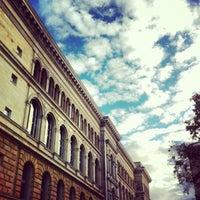 Foto tomada en Technische Universität Berlin por Shucream T. el 10/29/2013