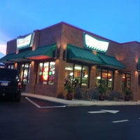 Photo taken at Krispy Kreme Doughnuts by Kimberly Q. on 7/31/2013
