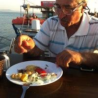 Photo taken at Akçay Deniz Hudut Kapısı by Selma A. on 8/18/2013