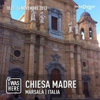 Photo taken at Chiesa Madre by Angelo R. on 11/16/2013