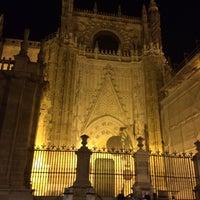รูปภาพถ่ายที่ 383. Cathedral, Alcázar and Archivo de Indias in Seville (1987) โดย Angelo R. เมื่อ 8/21/2017