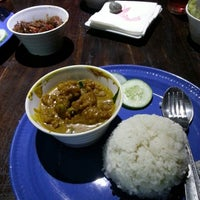 Photo taken at The Bird Curry Fish Head Restaurant by Lena T. on 11/6/2013