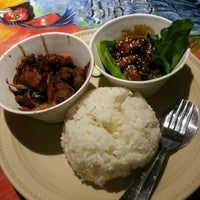 Photo taken at The Bird Curry Fish Head Restaurant by Lena T. on 11/1/2013