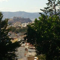 Photo taken at Δημοτικό Στάδιο Υμηττού by blueriverboys-PANETOLIKOS -. on 5/15/2014