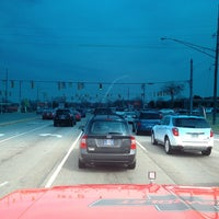 Photo taken at Intersection of US41 & US30 by Randy F. on 4/7/2013