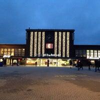 Das Foto wurde bei Duisburg Hauptbahnhof von Ingo S. am 11/22/2013 aufgenommen
